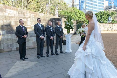 WEDDINGS | Bronte | Sydney Marriage Celebrant Gary Mooney