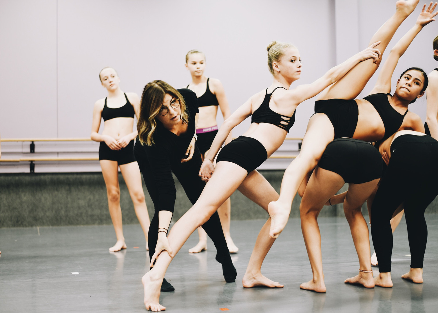 Jessie James Teaching @ Woodbury Dance Center