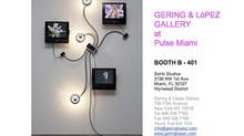 Gering & Lopez Gallery at Pulse Miami