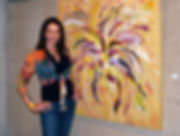 Renea Menzies abstract modern contempora