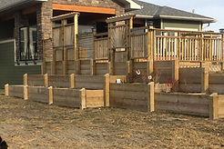 Calgary deck contractor