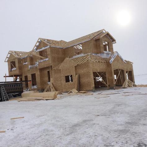 Calgary home builder
