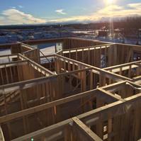 Framing contractor in Calgary