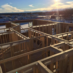 Framing contractor in Calgary