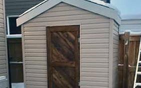 Custom sheds in Calgary