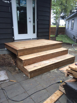 Calgary stair builder