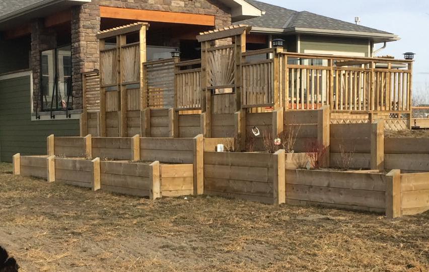 Deck Builder in Calgary