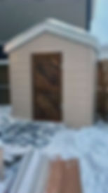 Calgary shed builder