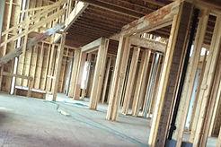 Basement development framers