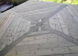 Deck renovations