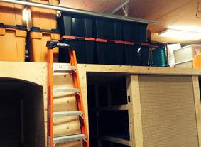 Calgary garag storage