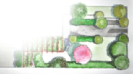 Beeches Transform - Landscape Design Leeds Sketches