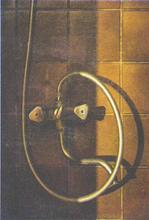 Crane, screenprint, 21 x 29 cm