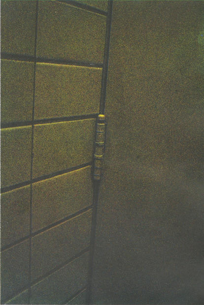 Hinge, screenprint, 21x29 cm
