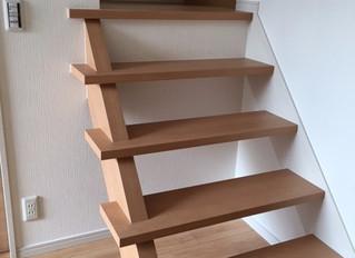 階段の手すりと言えば。