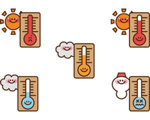 暑くて寒い家はどうなの。