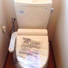 進化するトイレ