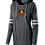 Thumbnail: HOLLOWAY Ladies Hooded Low Key Pullover