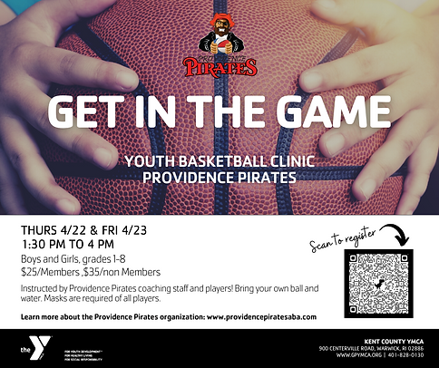 Providence Pirates April 22-23 Camp at Y
