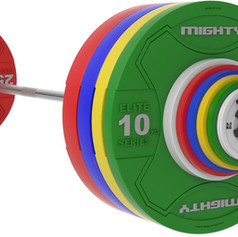 Mighty Competition Olympic Man Set - 185