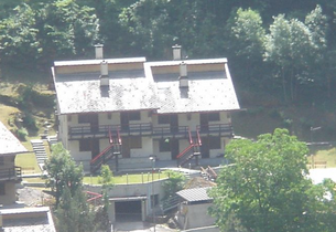 Appartamento a due piani - Branzi