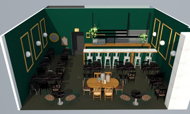 Reforma express - restaurante