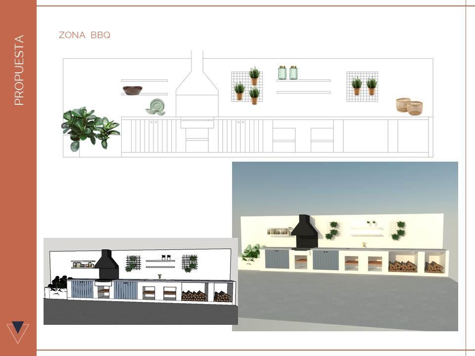 Proyecto terraza