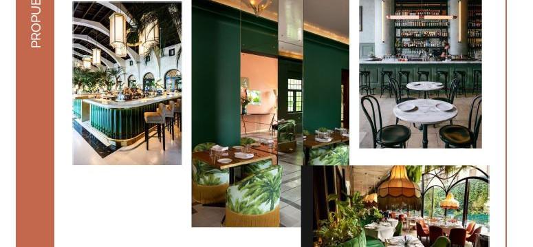 Reforma expres - restaurante