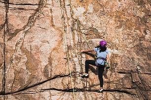 REI Climbing Festival