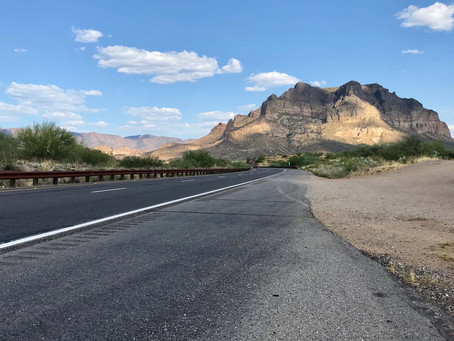 A Superior state of mind along US 60 | ADOT