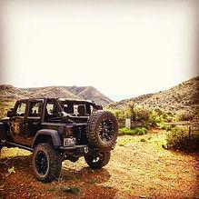 Desert Jeep Tours