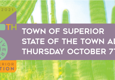 Superior Arizona is celebrating 45 years of incorporation with a special event!