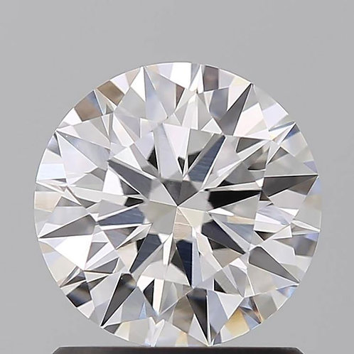 1.00ct CVD Dimond, Ideal Cut,  F Color, VVS2 Clarity w/ IGI Certificate