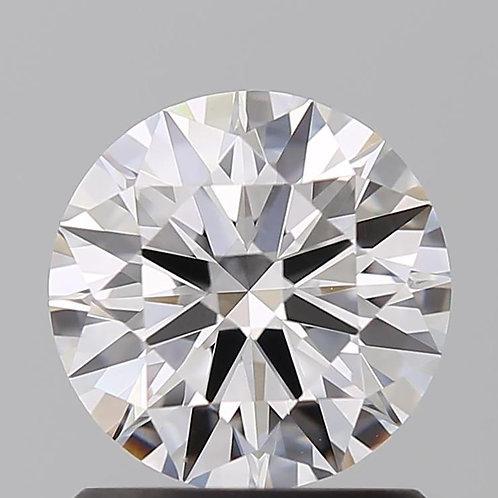 1.01ct CVD Dimond, Ideal Cut,  E Color, VS1 Clarity w/ IGI Certificate