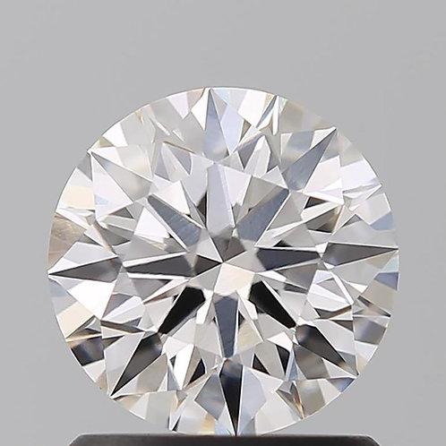 1.02ct CVD Dimond, Ideal Cut,  G Color, VVS2 Clarity w/ IGI Certificate
