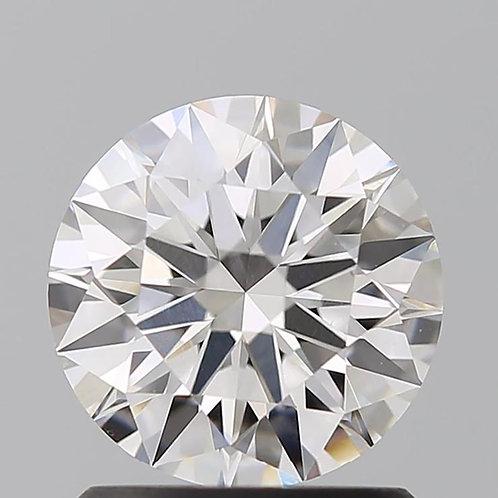 1.11ct CVD Dimond, EX Cut,  G Color, VS1 Clarity w/ IGI Certificate