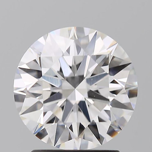 1.74ct CVD Dimond, EX Cut,  F Color, VS1 Clarity w/ IGI Certificate