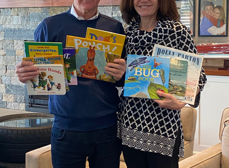 Globally Recognized Early Childhood Literacy Initiative Launches at the MLK Community Center