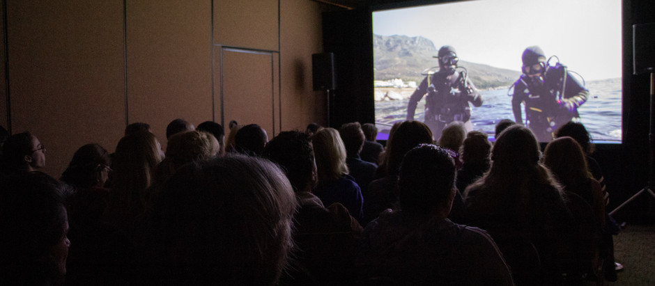 SA ocean doccie screens to full house at prestigious Jackson Wild film festival