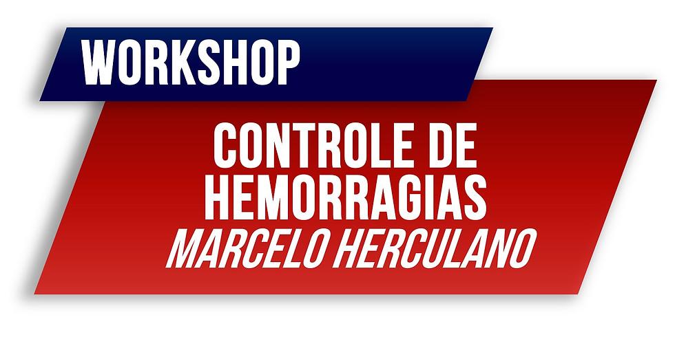 WORKSHOP: Controle de Hemorragias