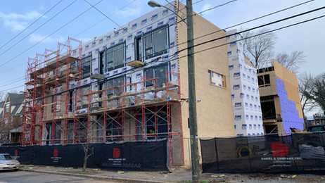 Cary Street Townhomes