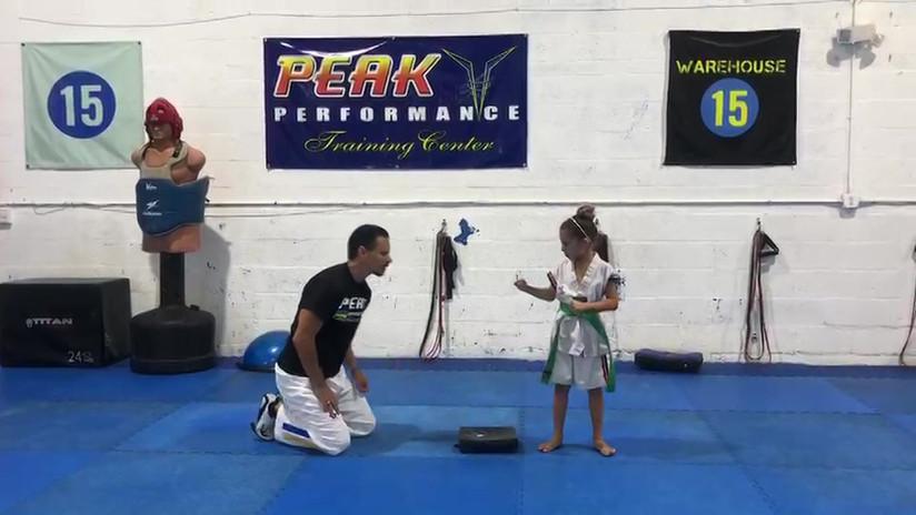 Kids Balance Drill #2.mov