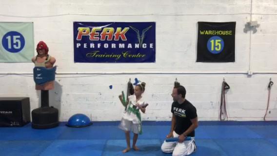 KIds Balance Drill #1.mov