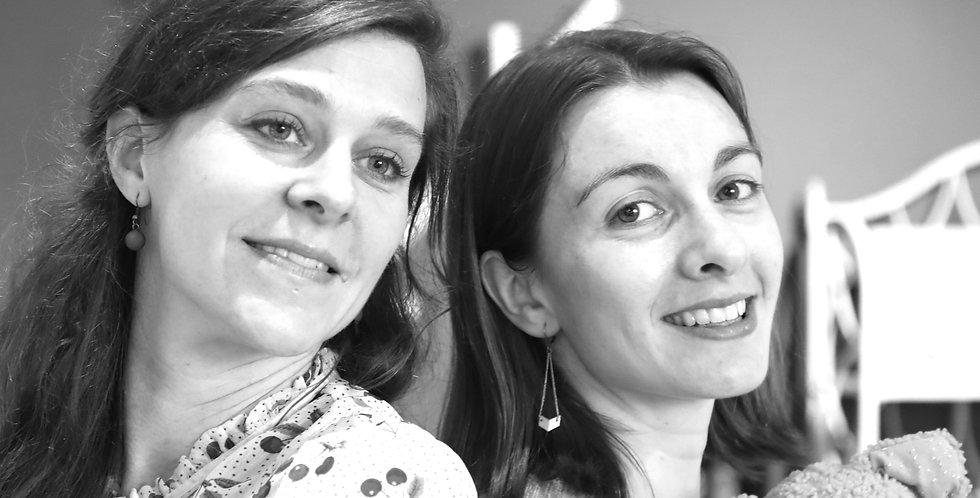 Raphaëlle Dufosset & Barbara Mahler Delouye