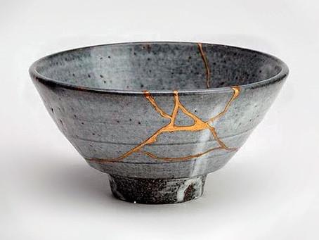 A Broken, Yet Treasured Pot