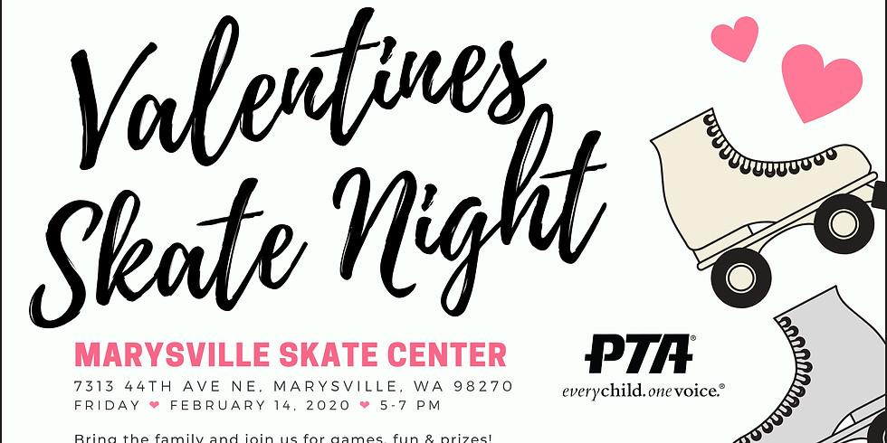 Valentines Skate Night