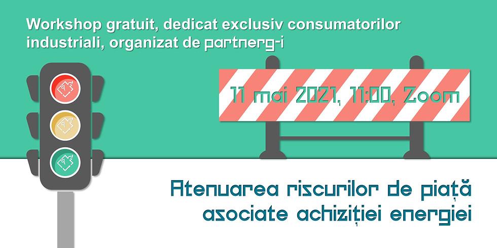 Workshop: Atenuarea riscurilor de piață asociate achiziției energiei