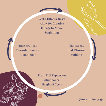 Cyclical Living for the Feminine to Thrive