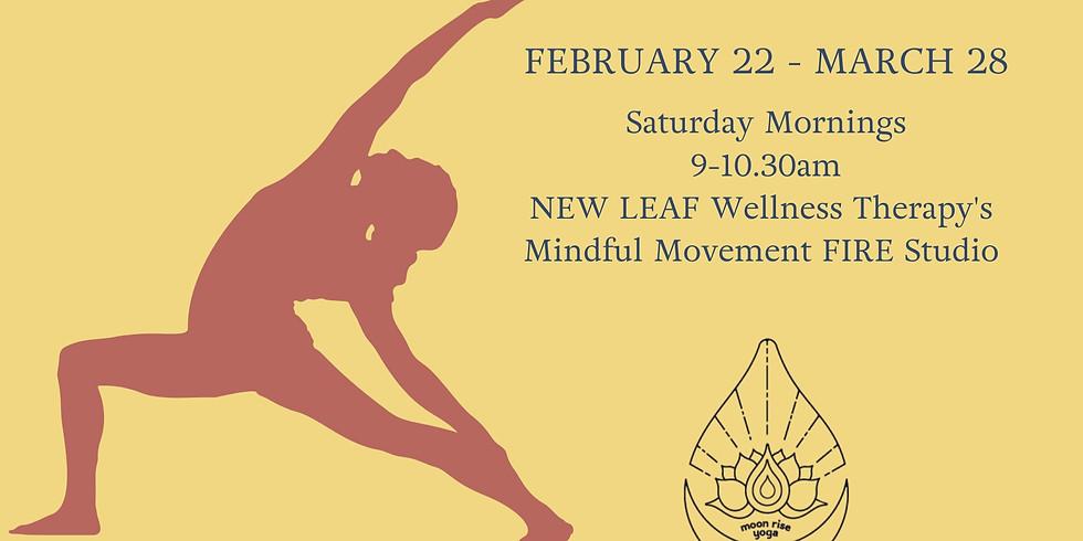 Foundations of Yoga Workshop Series