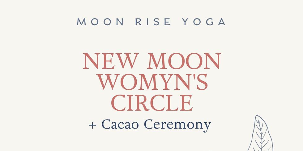 VIRTUAL New Moon Ceremony